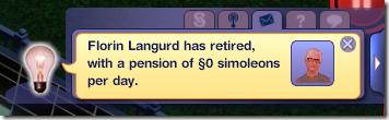 florin no pension